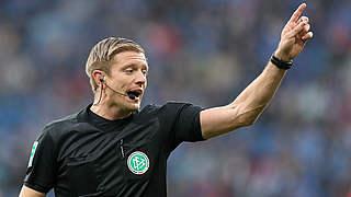 Schröder pfeift Leverkusen gegen Stuttgart