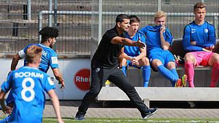VfL Bochum verbessert sich auf Rang zwei
