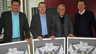 Geschäftsführer-Trio verabschiedet