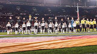 Deutschland 16. der FIFA-Weltrangliste
