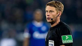 Dingert pfeift Bremen gegen FC Bayern