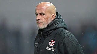 Kaiserslautern entlässt Trainer Frontzeck