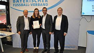 Rebecca Magerl: Alles für den TSV Trostberg