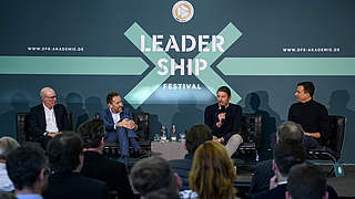 Viel Input beim Leadership Festival