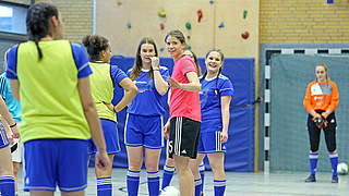 Olympiasiegerin Krahn zu Gast in JVA Iserlohn
