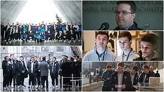 U 18-Junioren: Länderspielreise nach Israel