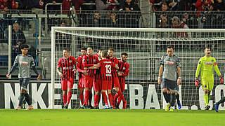 Wehen Wiesbaden mit Sieg in Winterpause