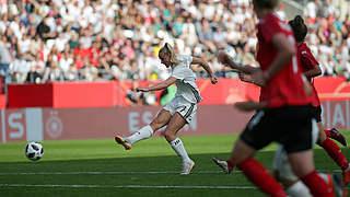 Lea Schüller erzielt Frauen-Nationalmannschaftstor des Jahres