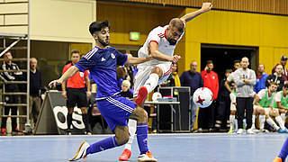 Futsal-Auswahlturnier: Vier Teams punktgleich an der Spitze
