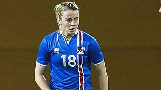 Bayer 04 verpflichtet Isländerin Jessen