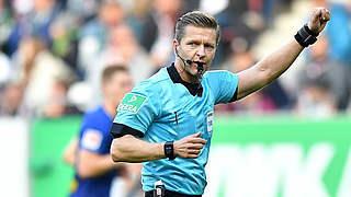 Welz pfeift Hoffenheim gegen FC Bayern