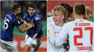 Premiere im Pokal: Erstes Pflichtspiel zwischen Kiel und Augsburg