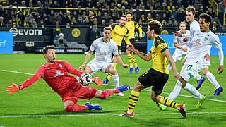 Dortmunder Pokal-Spätzünder gegen Bremen