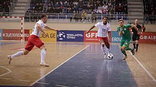 Loosveld vor Österreich-Spielen: Nicht auf die Bremse treten