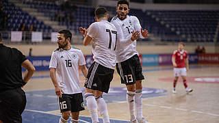 Sieg gegen Dänemark: Nächste Runde winkt