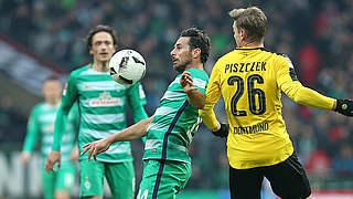 Pizarro vor BVB-Duell: Wir können für eine Überraschung sorgen