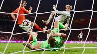 Vorverkauf für Niederlande-Spiel läuft