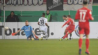 Viertelfinale! Heidenheim wirft Bayer Leverkusen aus DFB-Pokal