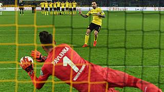 Dank Pokalheld Pavlenka: Bremen wirft Dortmund aus DFB-Pokal