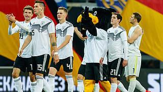 Weltrangliste: DFB-Team unverändert 16.