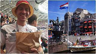 Reiseangebot: Drei Tage Amsterdam