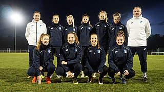 Rall und Co.: TSG Hoffenheim verlängert mit acht Spielerinnen