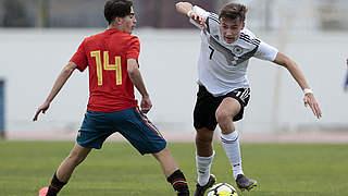 Algarve Cup: U 17 unterliegt auch Spanien