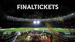 Pokalfinale: Jetzt um Tickets bewerben