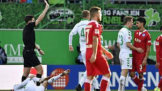 Zwei Spiele Sperre für Duisburgs Hajri