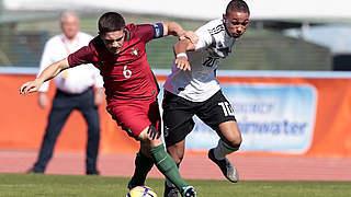 1:2 vs. Portugal: U 16 verpasst Turniersieg