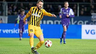 Torjäger Janjic: 3. Liga macht große Schritte nach vorn