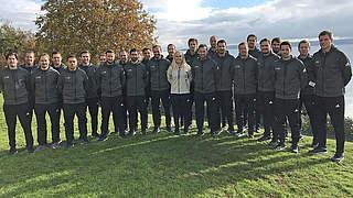 65. Fußball-Lehrer-Lehrgang: Abschlussprüfungen in Hennef