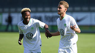 Wolfsburger Siegesserie hält gegen Dresden