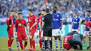 Drei Spiele Sperre und 10.000 Euro Geldstrafe für Schalkes Serdar