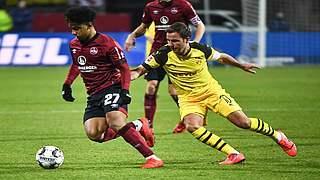 Kompakt verteidigen wie der 1. FC Nürnberg