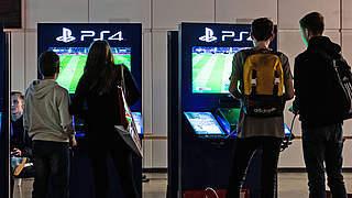 E-Football: Zu Gast in der Welt der Spiele