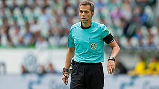 Hartmann pfeift Bremen gegen Stuttgart