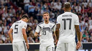 Löw plant ohne Müller, Hummels, Boateng