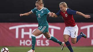 U 19: Später Ausgleich gegen Norwegen