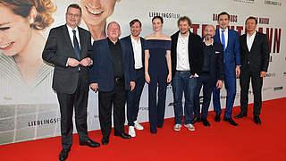 Trautmann auf Leinwand: Nach der Premiere ist vor dem Kinostart