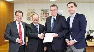 Akademie: DFB beauftragt Groß & Partner als Generalübernehmer