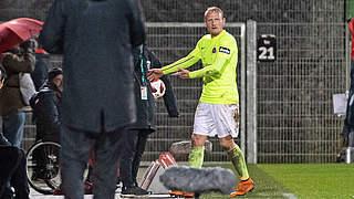Ein Spiel Sperre für Mintzel vom SV Wehen Wiesbaden