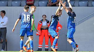 Kantersieg: Hoffenheim 7:2 beim FCK
