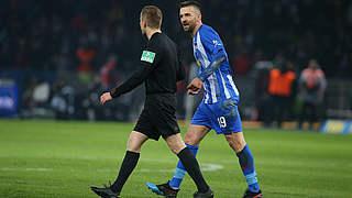 DFB-Sportgericht verhandelt am Montag Fall Vedad Ibisevic