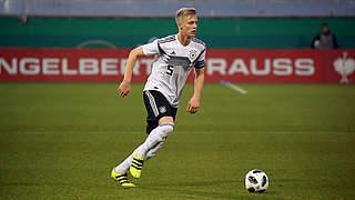 Baumgartl führt U 21 gegen Frankreich an