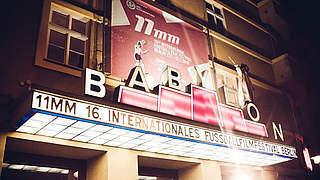 11mm-Filmfestival in Berlin eröffnet