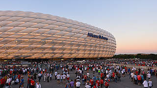 DFB mit München Ausrichter des Champions League-Finales 2022