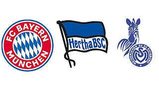 Geldstrafen für Bayern, Hertha und Duisburg