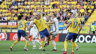 Tolle Bilanz gegen Schweden: 28. Duell live in der ARD