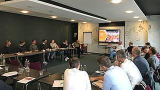 Premiere im U-Bereich: DFB und KNVB organisieren gemeinsame Tagung